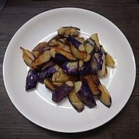 酱爆肉末茄子煲#金龙鱼营养强化维生素A 新派菜油#的做法图解9