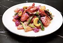 #321沙拉日#鲜虾蔬果沙拉的做法