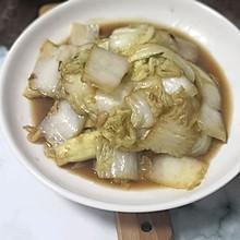 家常菜——醋溜大白菜