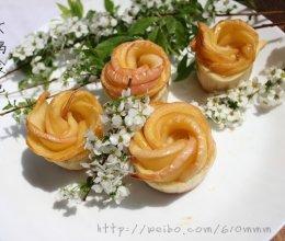 黄油玫瑰苹果的做法