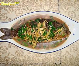 红烧鲫鱼——豆果美食的做法