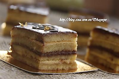 Opera歌剧蛋糕