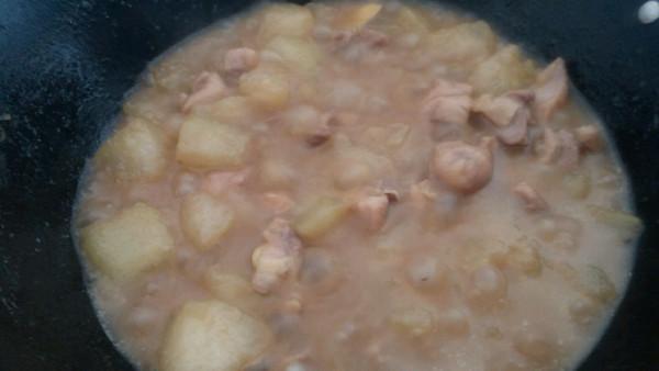 冬瓜炖鸡的做法