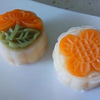 冰皮月饼(附奶黄馅做法)的做法图解13