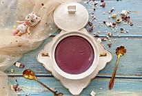 #洗手作羹汤#忠于原味—紫薯五谷米糊的做法