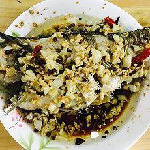 徐州蒜爆鱼