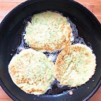 快手早餐—西葫芦鸡蛋饼的做法图解7