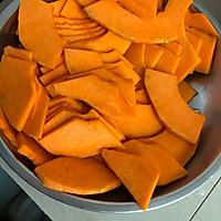 南瓜饼的做法图解1