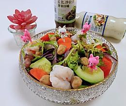 鹰嘴豆沙拉的做法