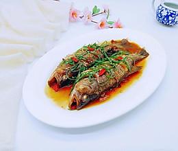 红烧小鲈鱼#每道菜都是一台食光机#的做法