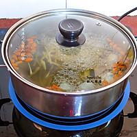 冬季暖胃,龙眼枸杞姜茶的做法图解3