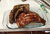 烤猪排的做法