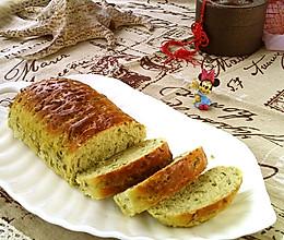 南瓜子面包的做法