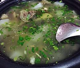 马蹄甘蔗羊肉汤的做法