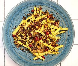 幽默主厨带你一起做芽菜干煸咔滋脆薯条的做法