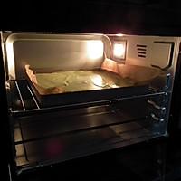 菠菜蛋糕卷#美的烤箱食谱#的做法图解13
