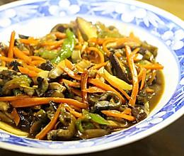 炒黄鳝丝秘制红烧黄鳝火爆黄鳝——优质蛋白质的做法