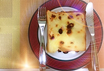 岩烧乳酪吐司的做法