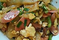 西瓜皮的美味的做法