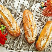 #餐桌上的春日限定#蔓越莓奶酪包