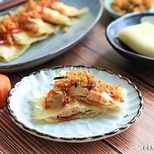 虾仁肉松饼 宝宝辅食食谱