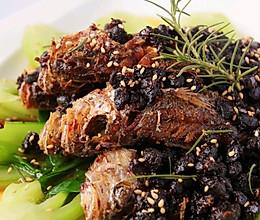 #鲜到鲜得舟山带鱼0元试吃#香酥豆豉小黄鱼的做法