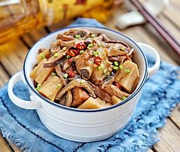 香菇莲藕炖排骨#金龙鱼外婆乡小榨菜籽油 最强家乡菜#的做法
