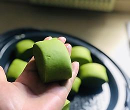小美版|菠菜馒头的做法