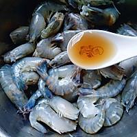 油爆虾#金龙鱼外婆乡小榨菜籽油 最强家乡菜#的做法图解5
