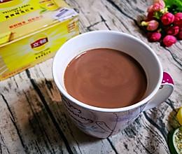 热可可奶茶的做法