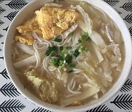 江西人花样吃粉  之 汤粉的做法