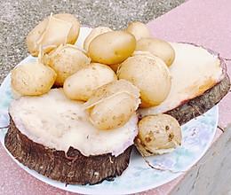 蒸山药和土豆的做法