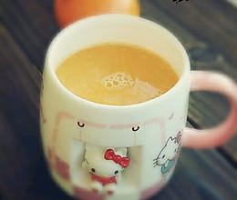 温暖的午后的阳光橙汁的做法