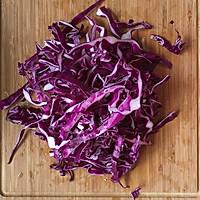 蔬菜沙拉#浪漫樱花季#的做法图解4