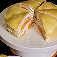 芒果千层蛋糕的做法图解14