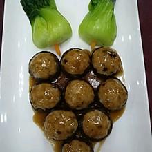 百花酿冬菇