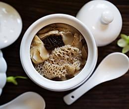 冬竹荪鸡汤的做法