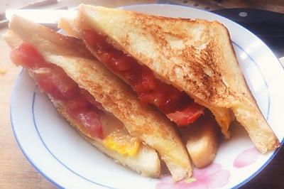 三明治(3分钟早餐)