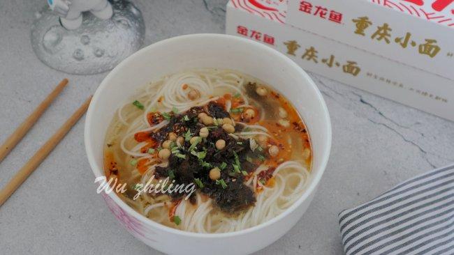 #不容错过的鲜美滋味# 重庆小面的做法