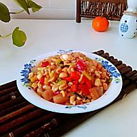 #快手又营养,我家的冬日必备菜品#风味炒麻食的做法图解14