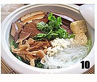 鸭血粉丝汤的做法图解10