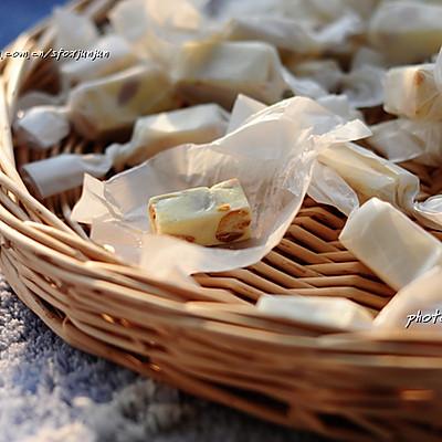 棉花糖版牛轧糖
