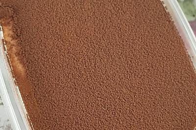 豆腐盒子(豆腐提拉米苏)