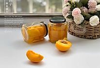 自制无水黄桃罐头的做法