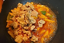 素菠萝咕噜肉的做法