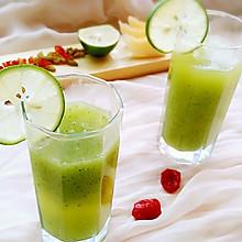 减脂蔬果汁 青瓜哈密瓜汁