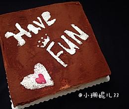 奶油巧克力生日蛋糕的做法