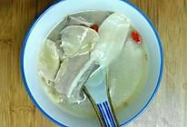 猪肚包花胶汤(附猪肚洗法)的做法
