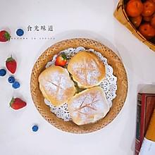超松软蔓越莓小面包#快手又营养,我家的冬日必备菜品#