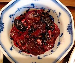 养颜桑葚荔枝果酱的做法